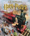 Illustrated Sorcerer's Stone