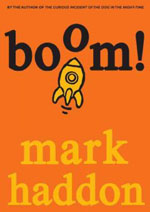 Book jacket for Boom!