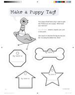 Dog Tag Craft