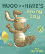 Hugo the Hares Rainy Day