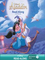 Aladdin Read Along Storybook