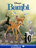 Bambi Read Along Storybook