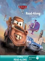Cars Read Along Storybook