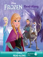 Frozen Read Along Storybook