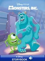 Monsters Inc. Read Aloud Storybook