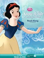 Snow White Read Along Storybook
