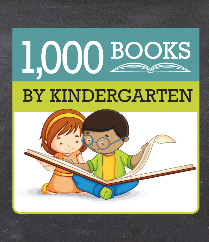 1,000 Books By Kindergarten | Indianapolis Public Library