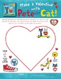 Pete the Cat Valentine Printable