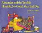 Alexander and the Terrible Horrible No Good Very Bad Day