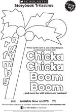 Chicka Chicka Boom Boom Coloring Pages - Coloring Home | 220x150
