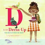 D is for Dress Up Book Jacket