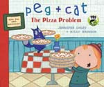 Peg+ Cat The Pizza Problem
