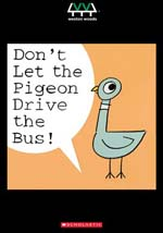 Let the Pigeon Drive the Bus