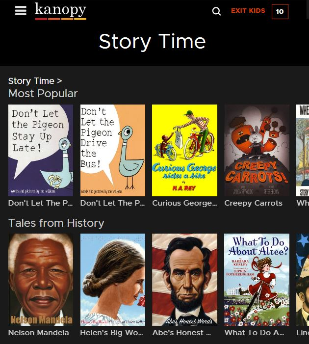 Stream Movies for Kids with your Library   Indianapolis