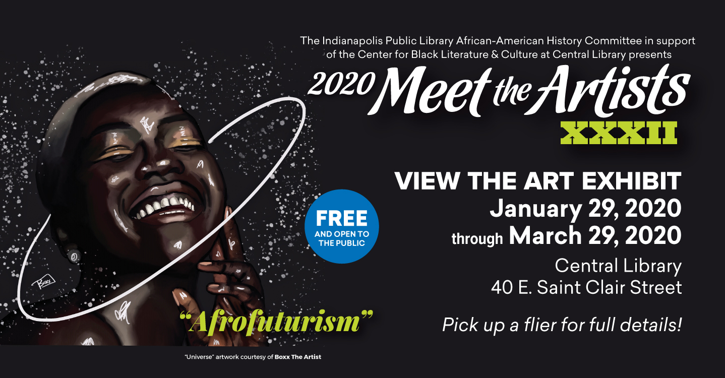 2020 Meet the Artists XXXII