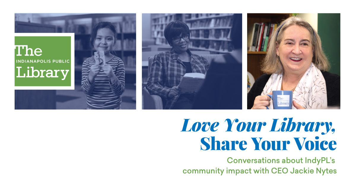 Love Your Library Share Your Voice