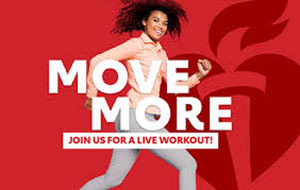 American Heart Association Move More