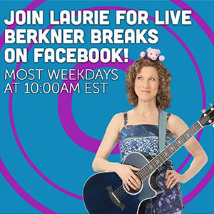 Laurie Berkner Break