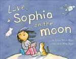 Love Sophia on the Moon