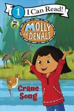 Molly of Denali Crane Song