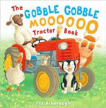 The Gobble Gobble Moo Tractor Book