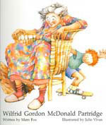 Wilfrid Gordon McDonald Patridge
