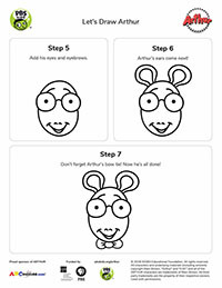 How to Draw Arthur