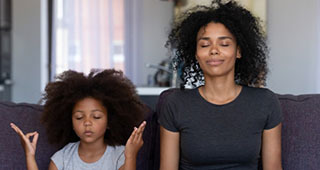 Mindfulness Minute for Kids & Families