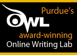 Purdue's Online Writing Lab: Resumes