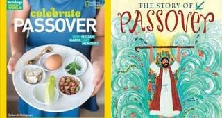 20 Books for Kids Celebrating Passover