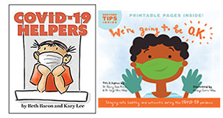 25+ Free Online e-Books and Video Read Alouds for Kids about COVID-19
