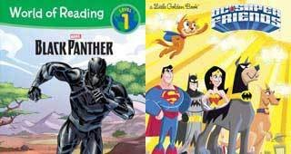 Read Right Now! Superheroes