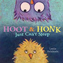 Hoot and Honk Just Can't Sleep