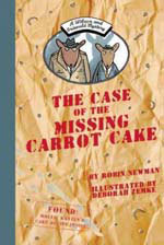 The Case of the Missing Carrot Cake