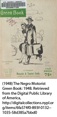 The Negro Motorist Green Book 1948 Cover