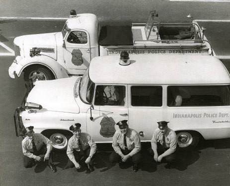 Rescue 5 Emergency Truck 1960S