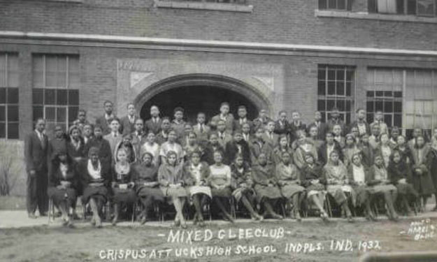Crispus Attucks Glee Club 1932