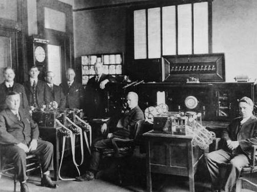 Ifd Gamewell Department 1915
