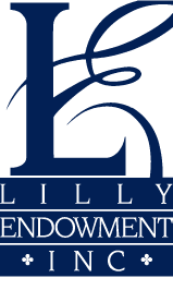 Lilly Endowment Logo Whitebg Navy