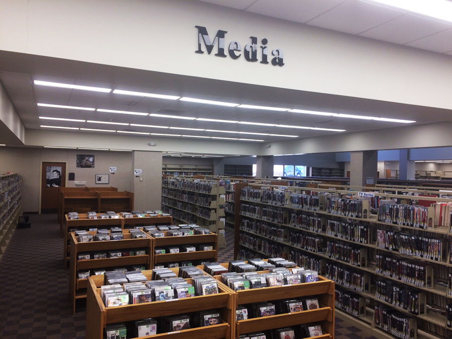 Beech Grove Branch Renovations Complete