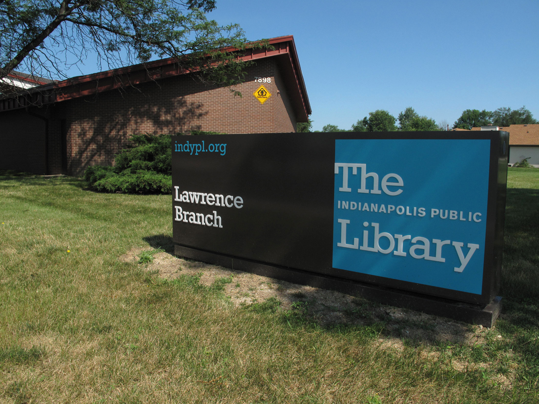 Lawrence Branch Renovation Design Unveiled at July 17 Meeting