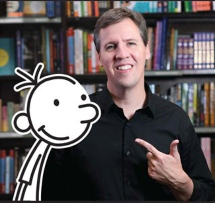 Diary of a Wimpy Kid Author Jeff Kinney to Present 2018 McFadden Memorial Lecture!