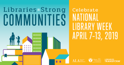 Celebrate National Library Week at the Indy Library!